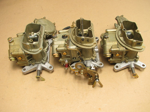 68-69 Corvette 3659 4055 Holley Carburetors 427/400hp or 427/435hp