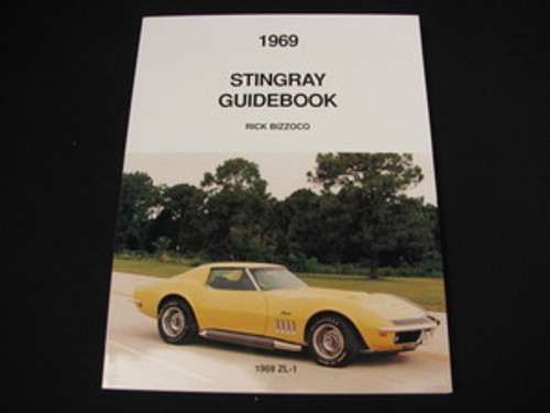 68-69 Corvette Stingray Guidebook
