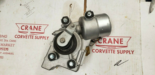 1963-64 Restored Corvette 518 Wiper Motor & Washer Pump Meets NCRS