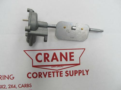 1957-61 CORVETTE CHOKE ASSEMBLY DUAL QUAD 2X4 WCFB CARBURETORS 2362S bel-air