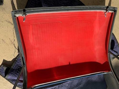 1959-60 fits 56-57 58 59 60 Corvette $5,950 $ale RESTORED HARDTOP 4 CONVERTIBLE