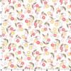 Animal Quackers -  Lollipop Flowers Pink