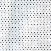 Micro Dot - Navy on Cream