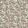 Susannah Leaves & Berries - Pearl
