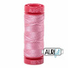 Aurifil 12wt Antique Rose (2430) thread