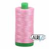 Aurifil 40wt Antique Rose (2430) thread