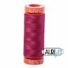 Aurifil 50wt Red Plum (1100) thread