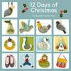 12 Days of Christmas Felt Club Kit