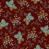 Anne's English Scrapbox by Di Ford Hall : Falling Leaves, Teal