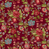 Tarrytown by Michelle Yeo : Main Foral - Red