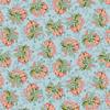 Tarrytown by Michelle Yeo : Stripey Bouquet - Blue