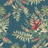 Edyta Sitar, Laundry Basket Quilts : The Seamstress, Fern - Indigo