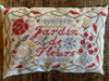 Jardin de Fleurs Cross Stitch Kit