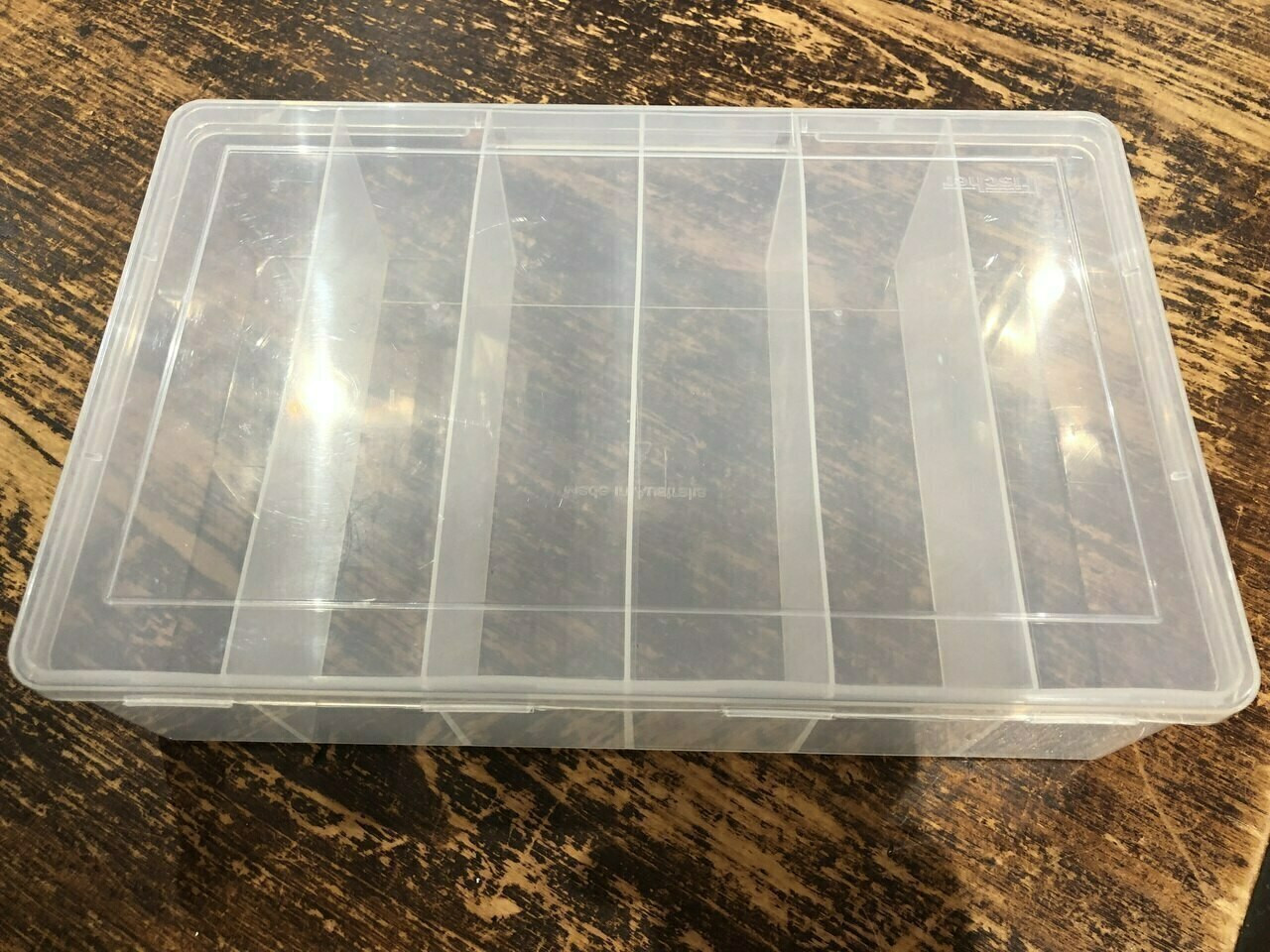Aurifil Empty Large Spool Thread Box