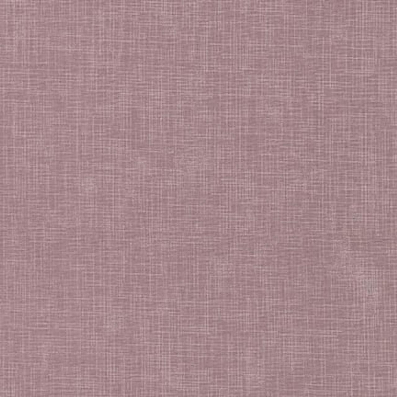 100% Cotton linen look - Orchid