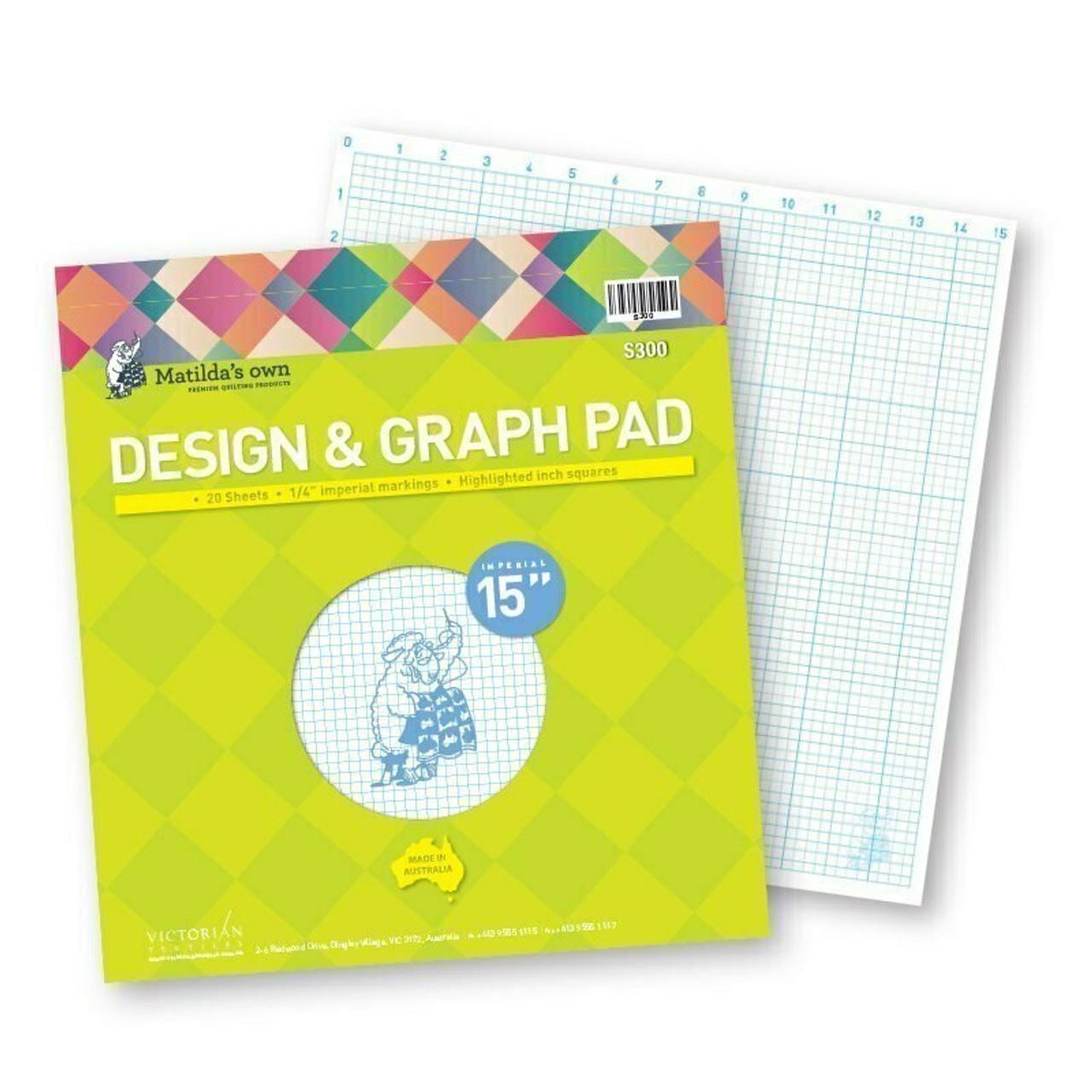 "15"" Graph Pad"