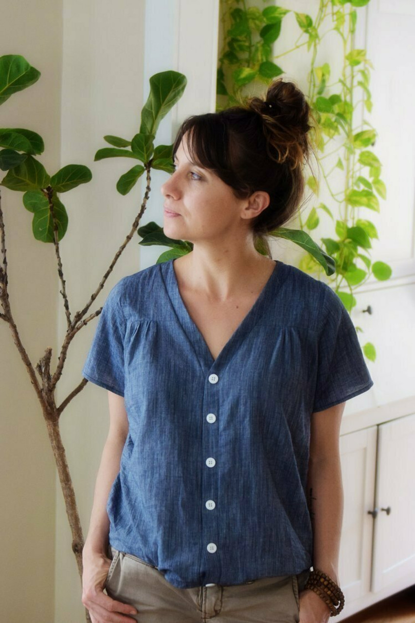 Sew Liberated : Aida Top