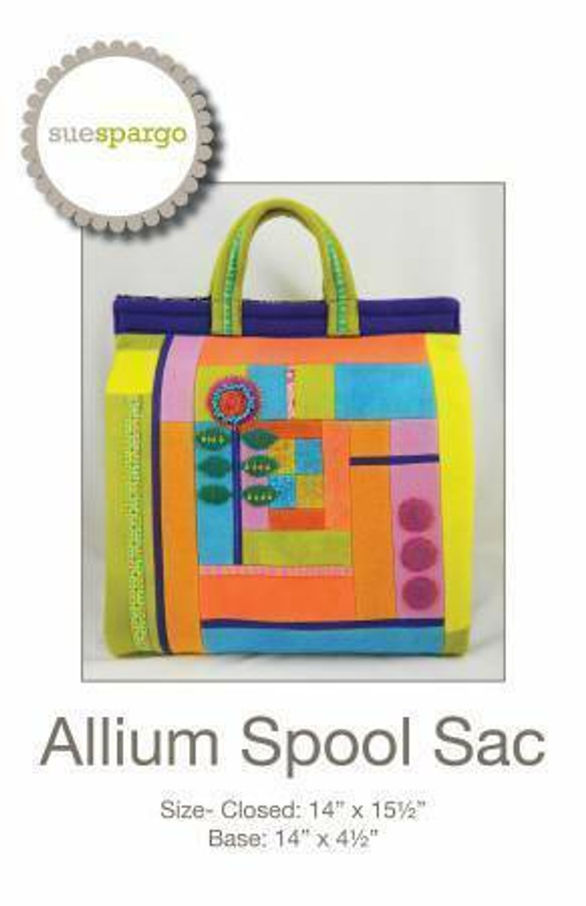 Allium Spool Sac Pattern