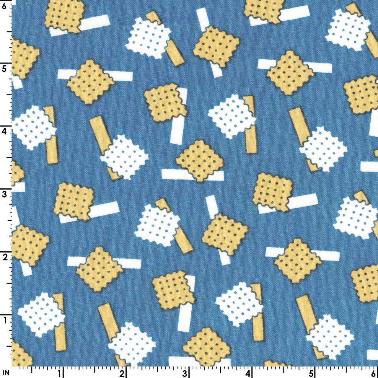 Animal Quackers -  Crackers Navy