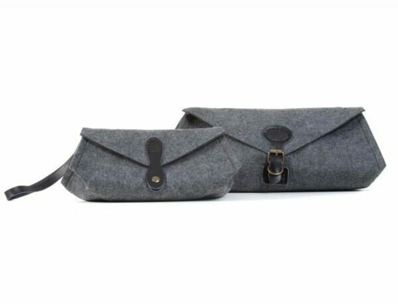 Aster and Anne Felt Bag Kit - Luella Clutch large