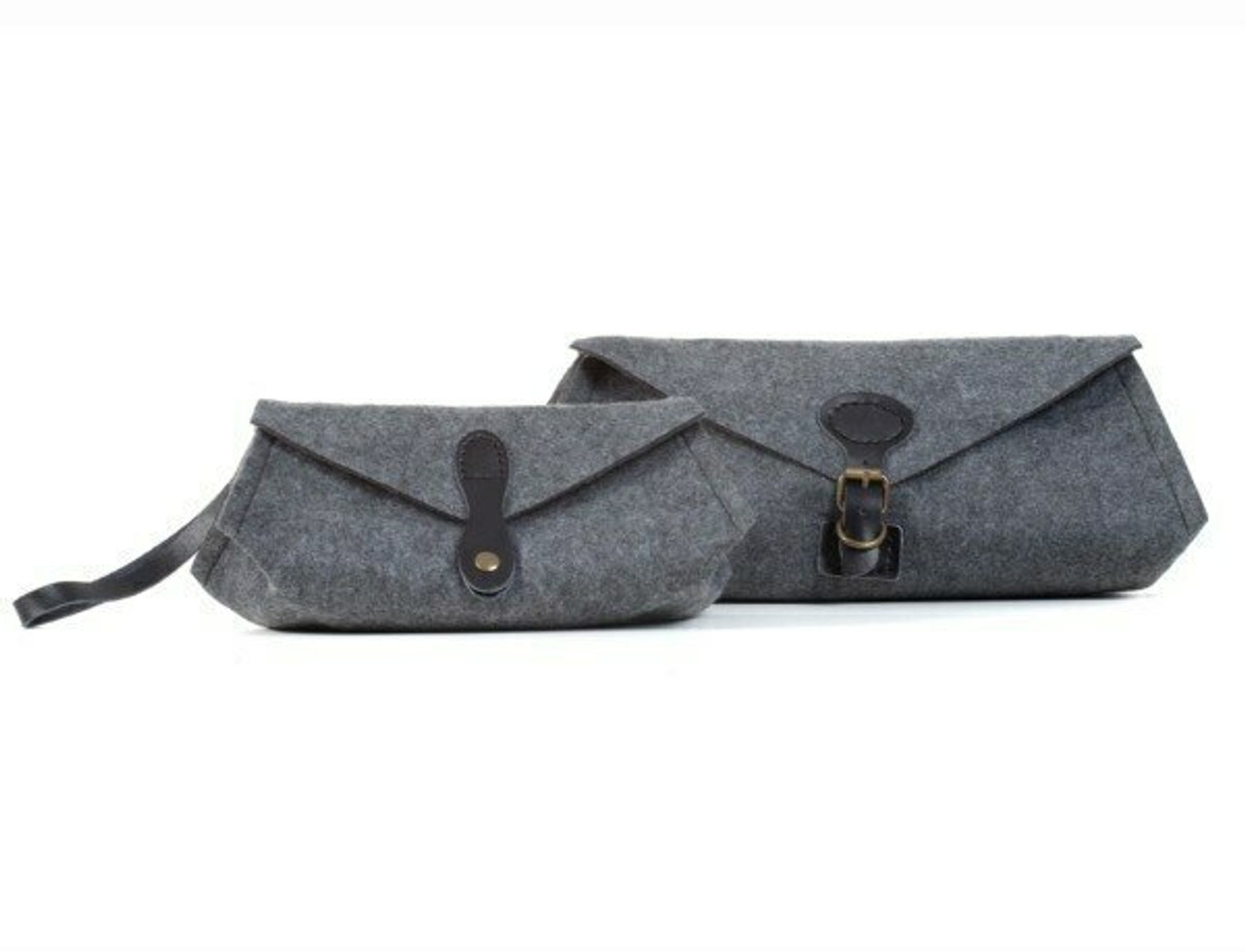 Aster and Anne Felt Bag Kit - Luella Clutch small