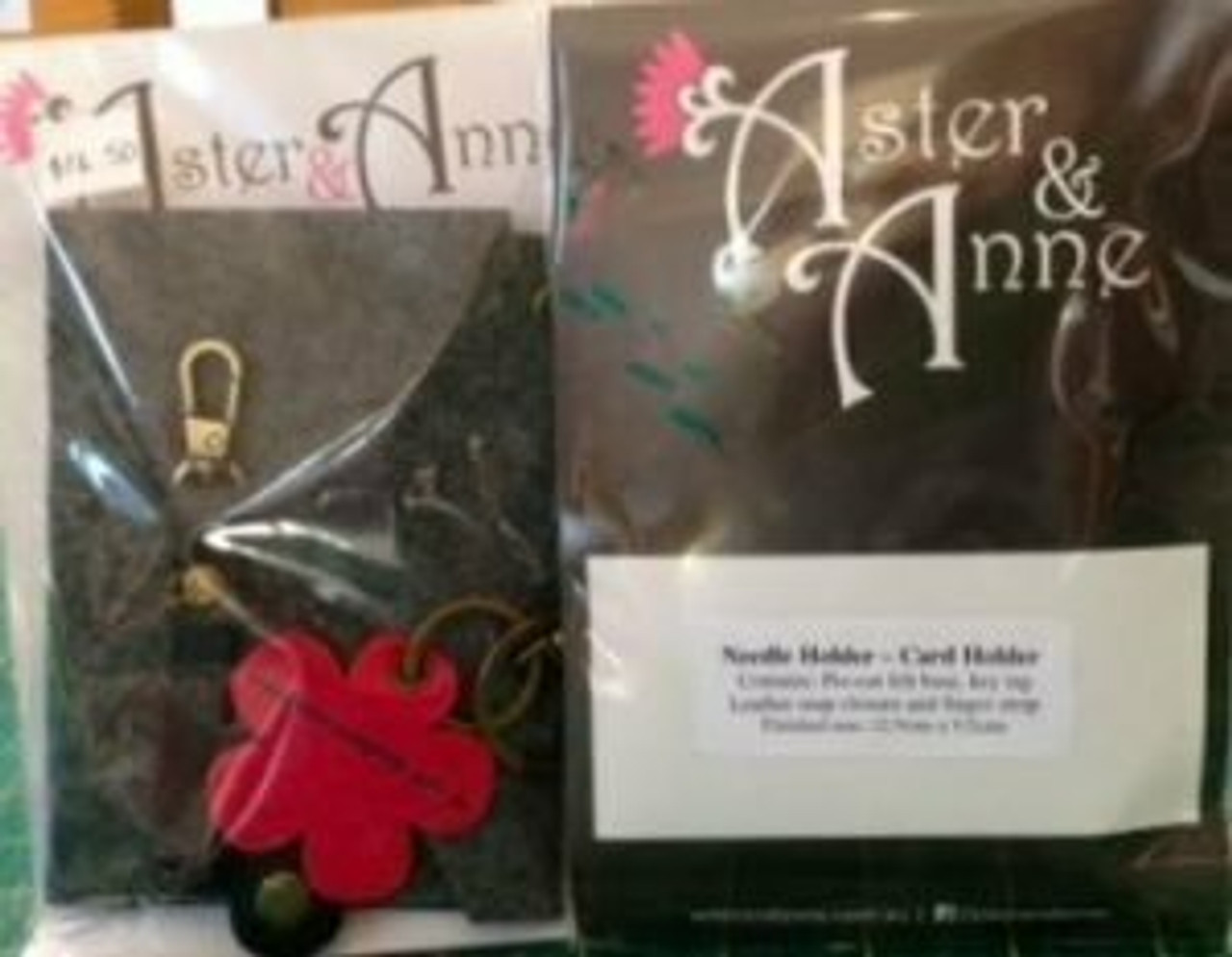 Aster and Anne Needle Holder Kit