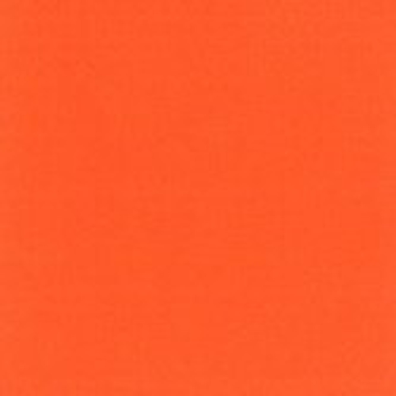 Bella Solid - Tangerine