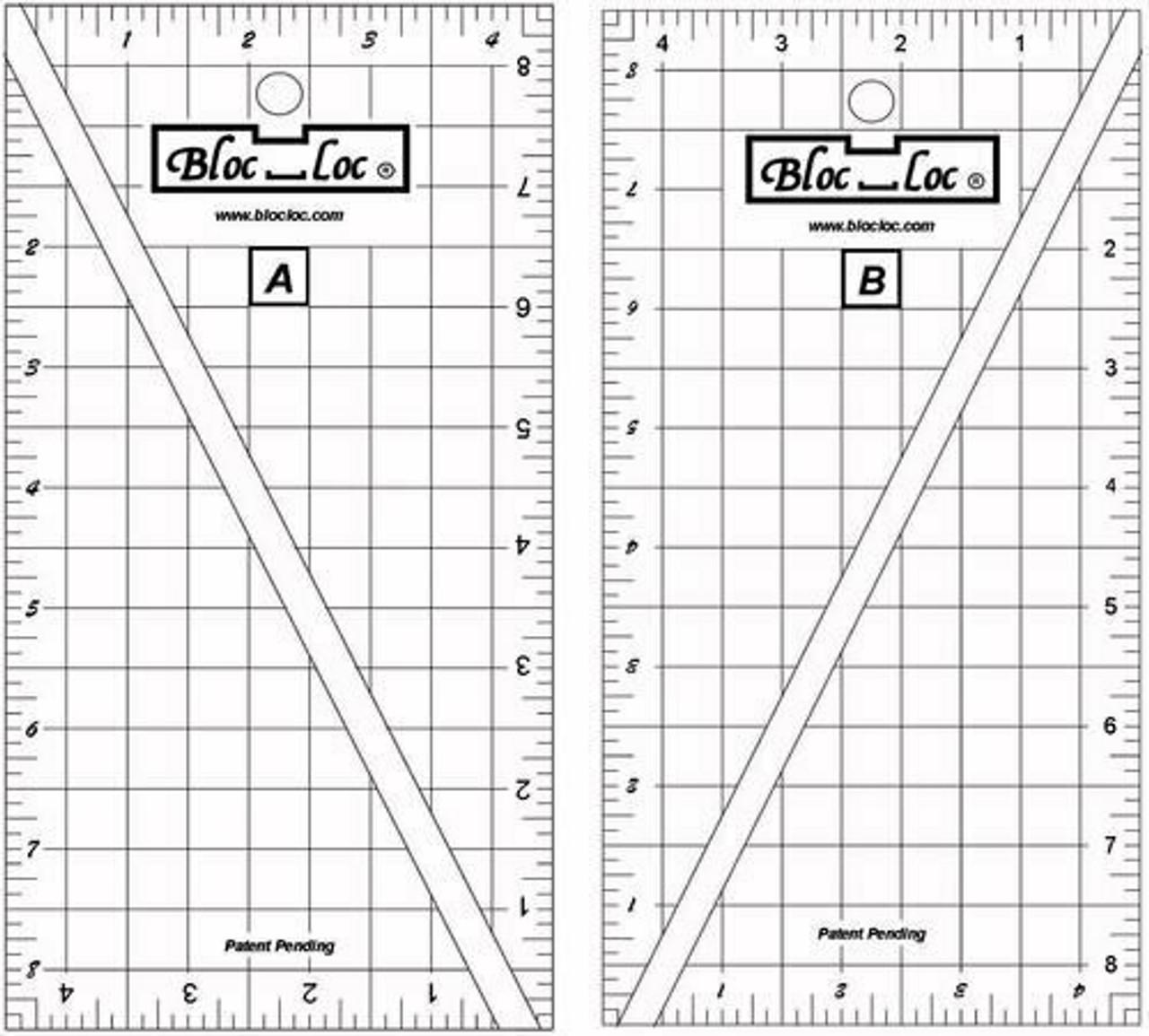 Bloc Loc Half Rectangle Triangle Large 2:1