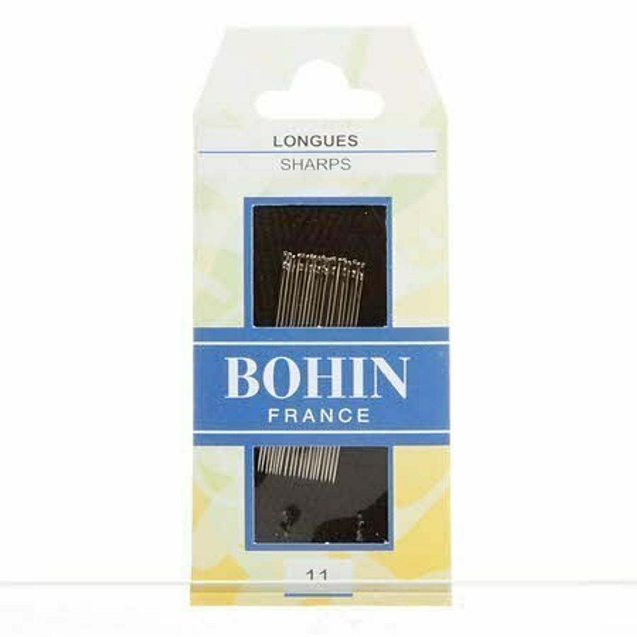 Bohin Sharps Needles Size 11