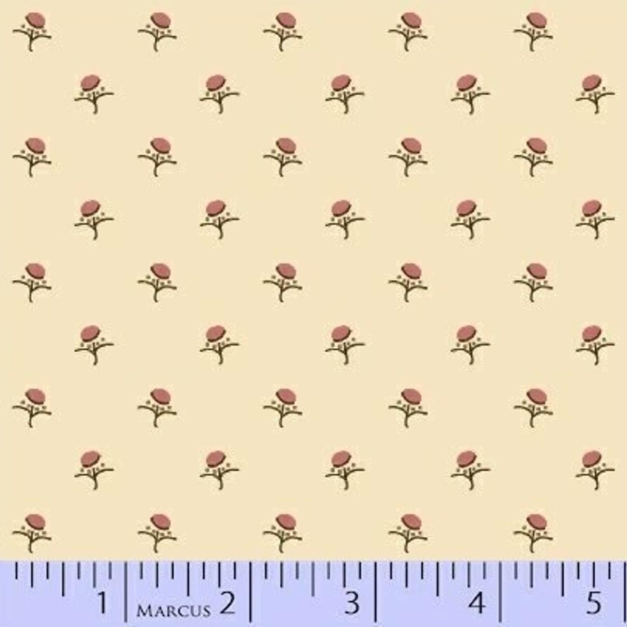 Devon County - Mini Flower - Pink