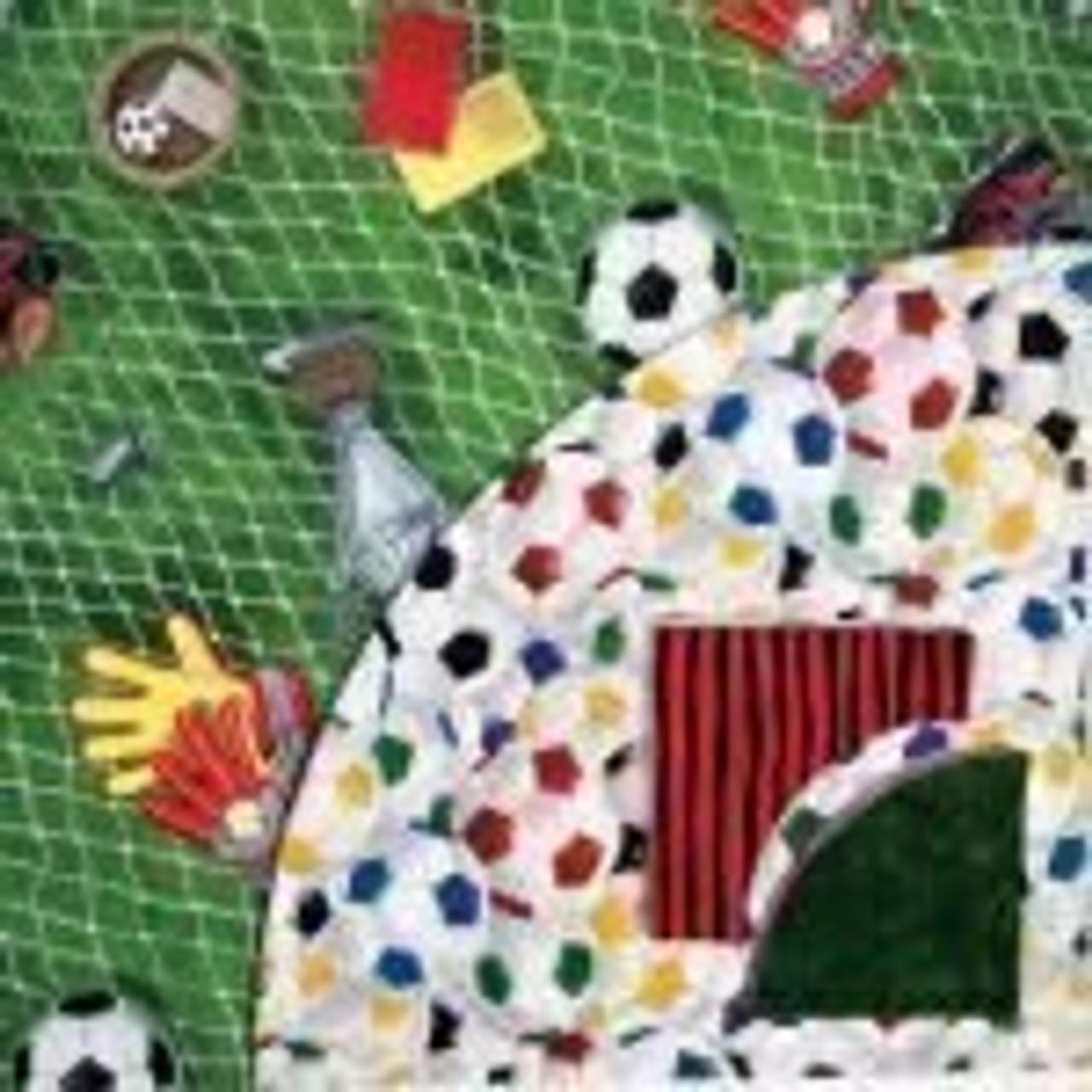 Drunkard's Path Pre-cut Soccer