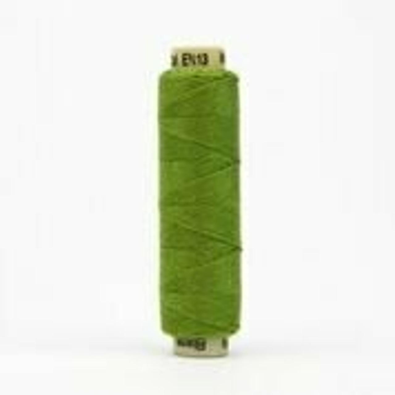 Ellana Wool Thread: Electric Green