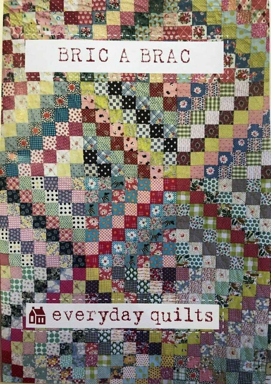 Everyday Quilts by Sandra Boyle : Bric A Brac