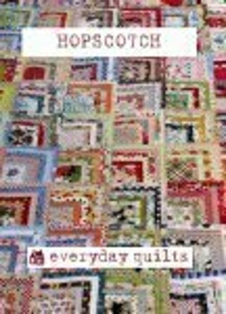 Everyday Quilts by Sandra Boyle : Hopscotch