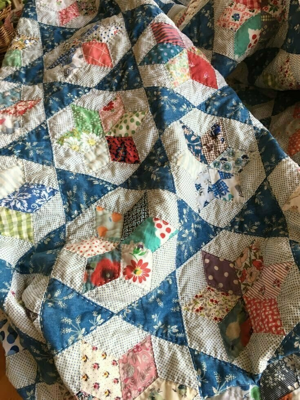 Everyday Quilts by Sandra Boyle : Stargazy