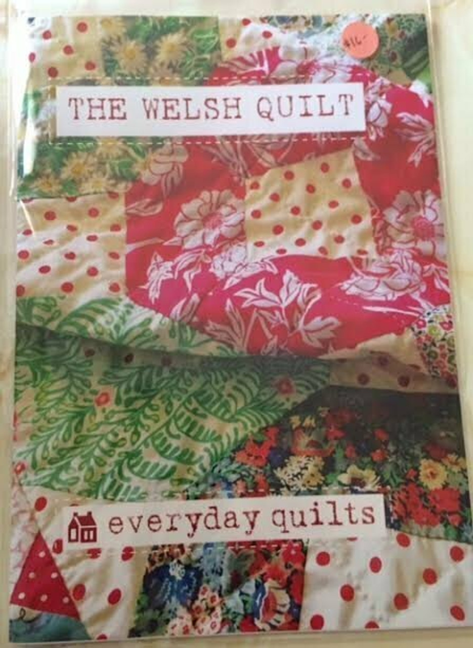 Everyday Quilts by Sandra Boyle : The Welsh Quilt