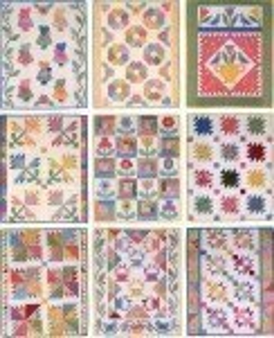 Fat Quarter Quilting 1930s Style
