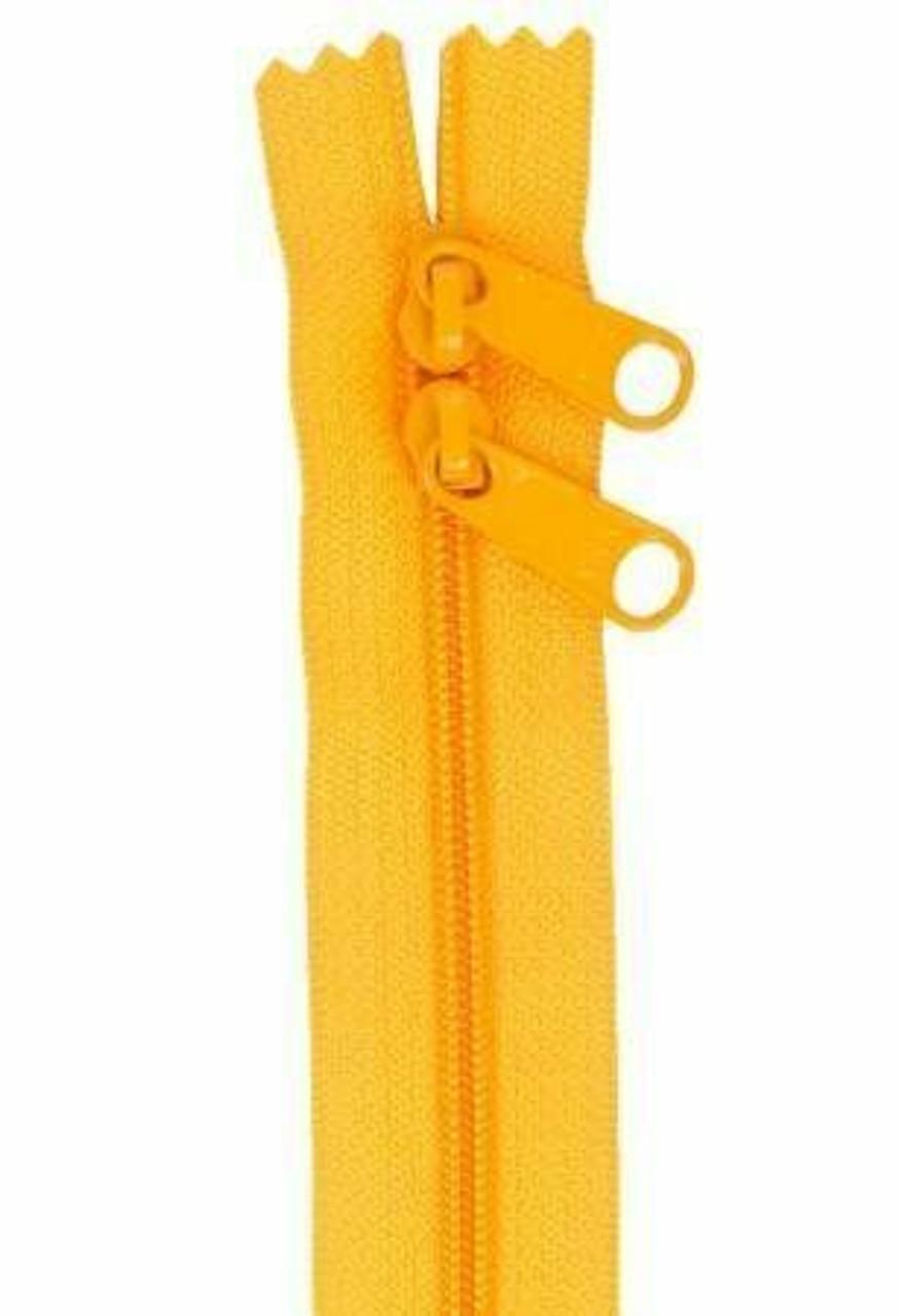 Handbag Zipper 30in Papaya