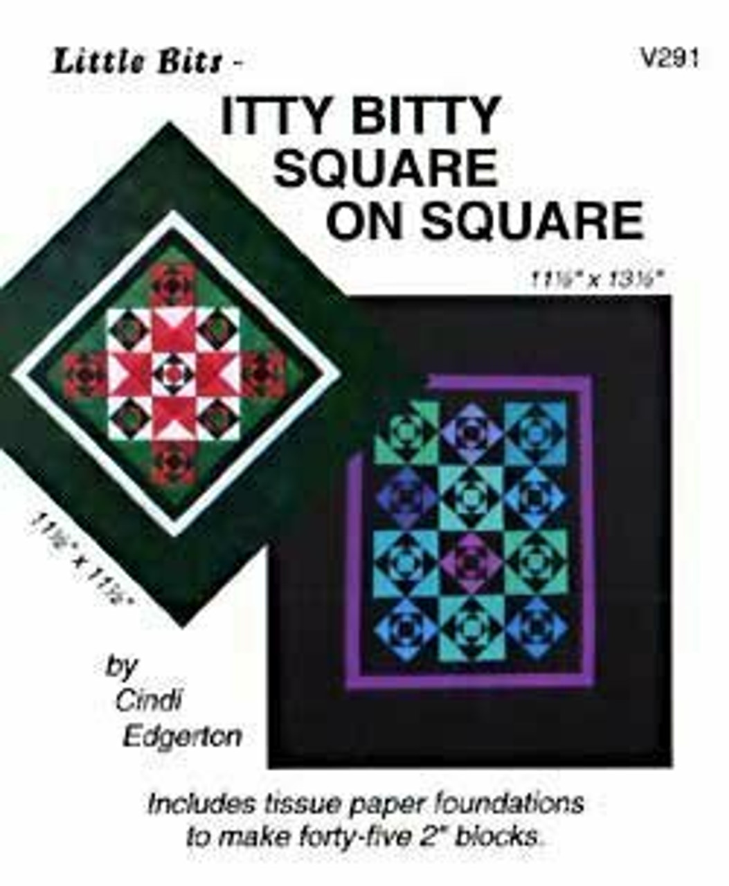 Itty Bitty Square on Square