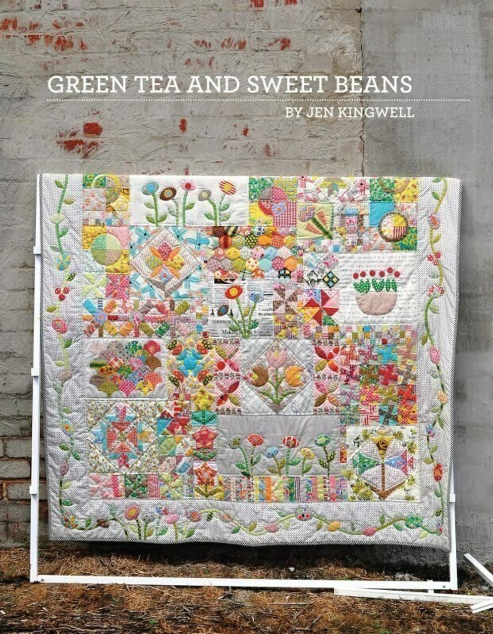 Jen Kingwell : Green Tea and Sweet Beans
