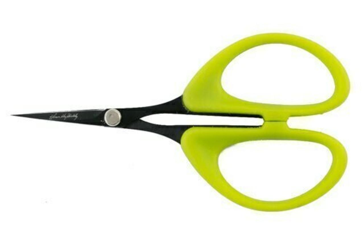 Karen Kay Buckley Perfect Scissors -Green, Small (4 inch)