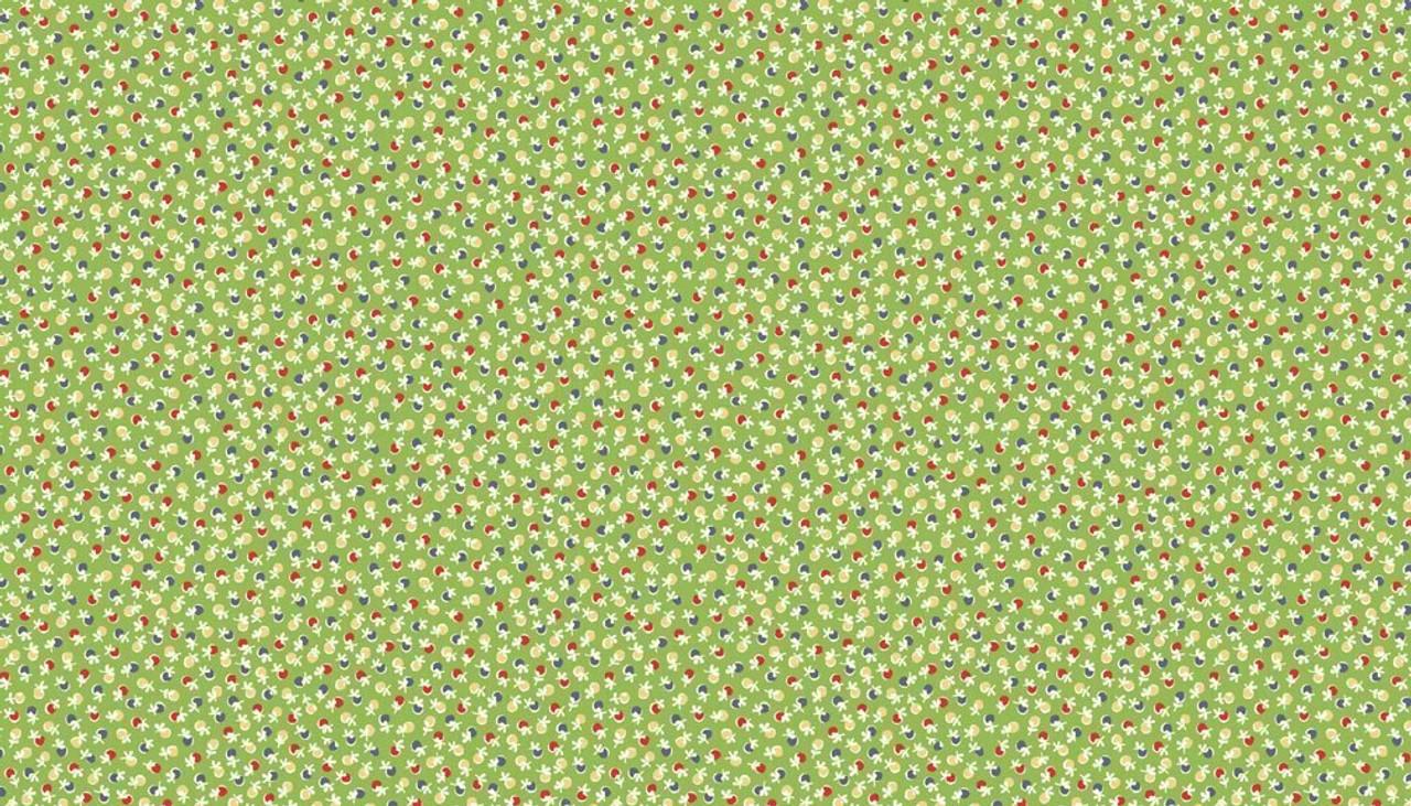 Katie Jane: Ditzy - Green