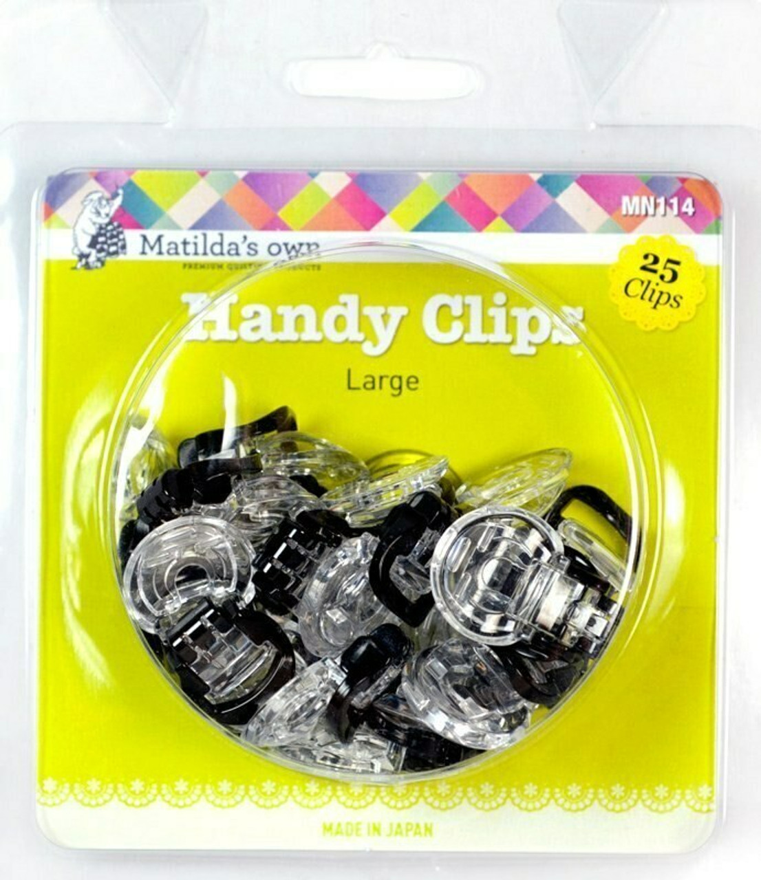 Matilda's Own Large Handy Clips