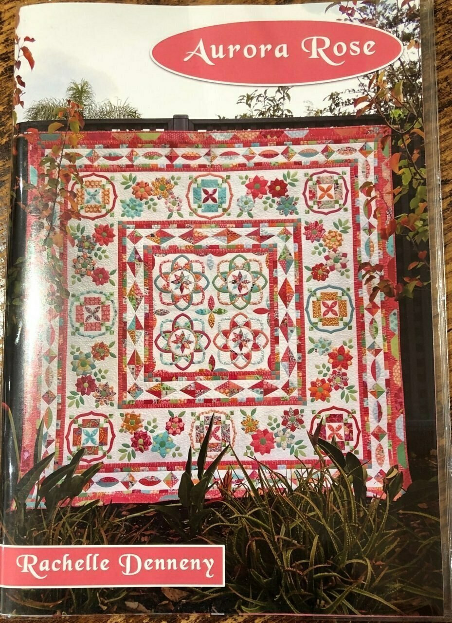 Rachelle Denneny Designs: Aurora Rose
