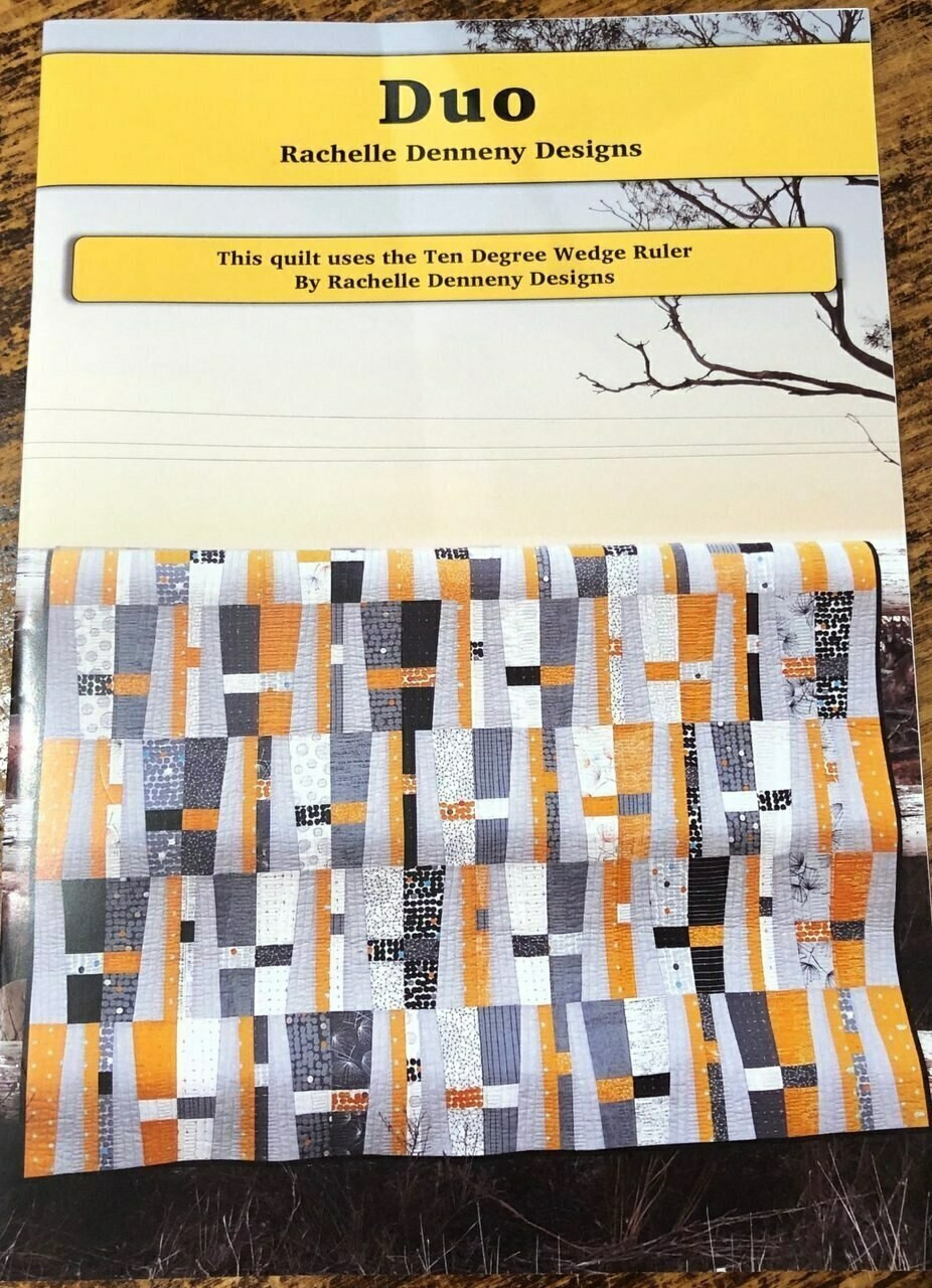 Rachelle Denneny Designs: Duo and Ruler Combo