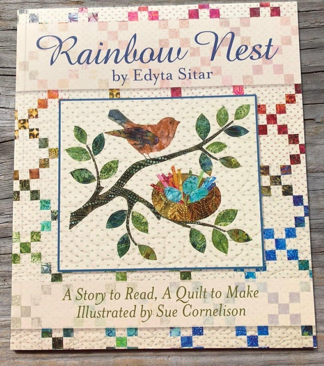 Rainbow Nest Book