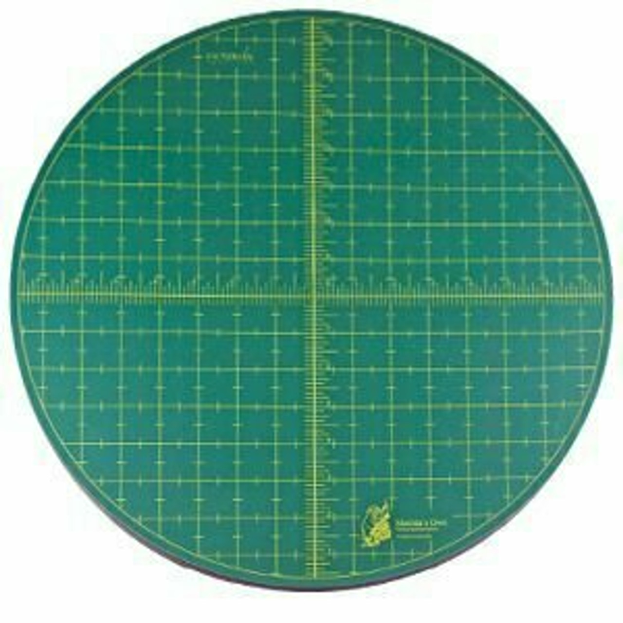 "Rotating Cutting Mat 15"" Diameter"