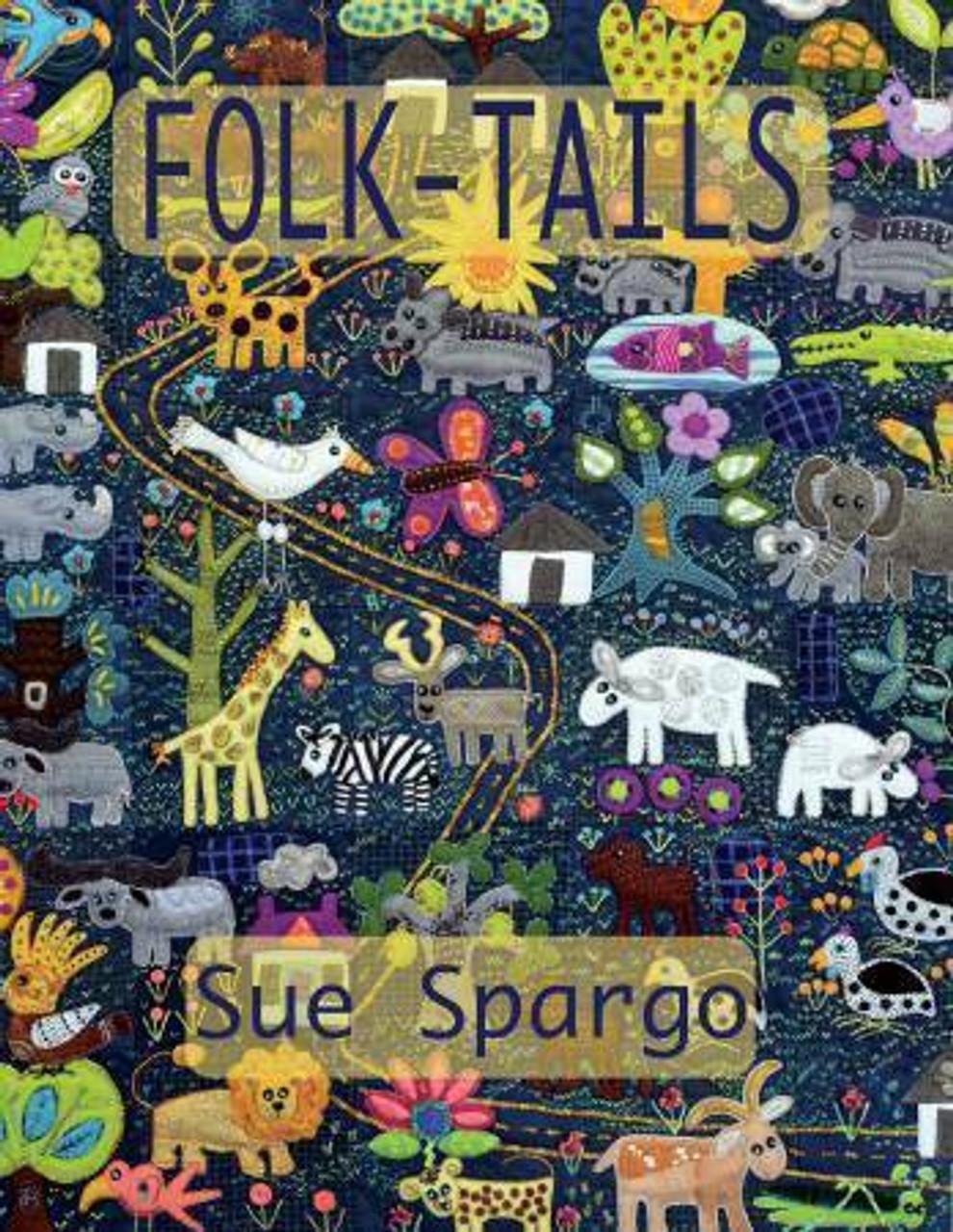 Sue Spargo : Folk Tails