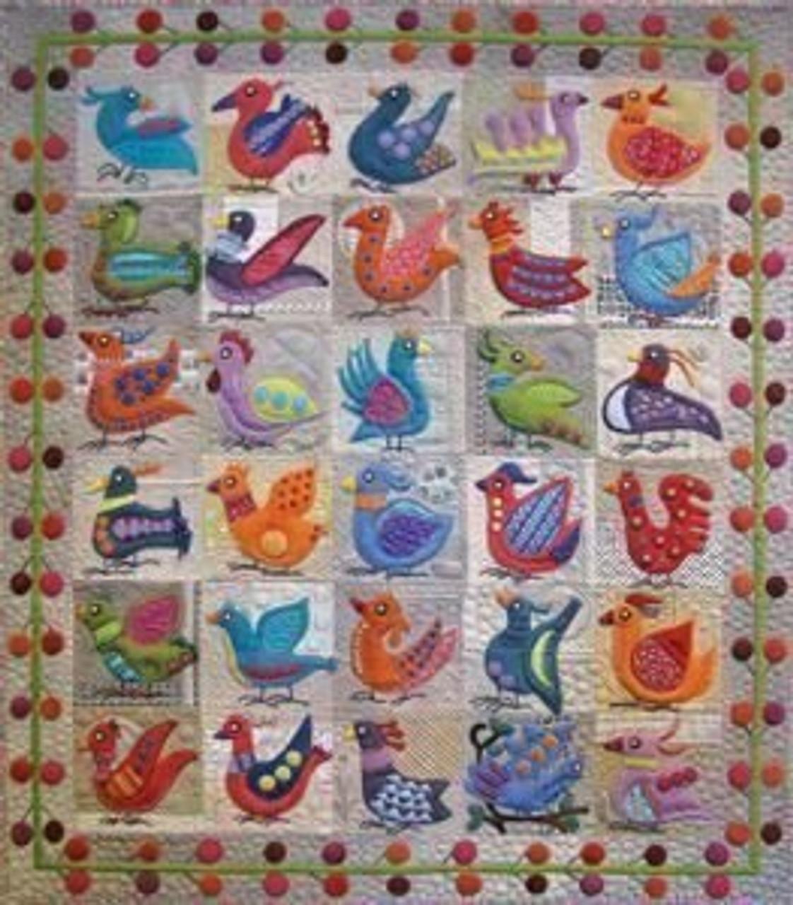 Sue Spargo: Bird Dance