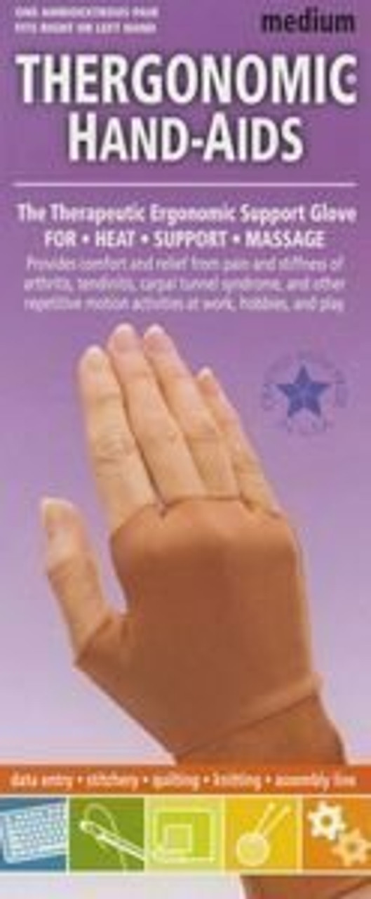 Thergonomic Hand Aids - Medium